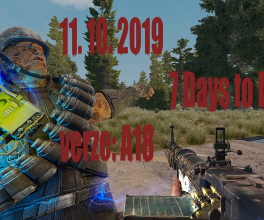 7 Days to Die – server spuštěn!